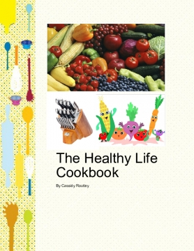 The Healthy Life Recipe Book