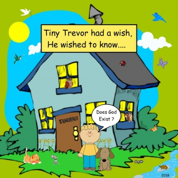 Tiny Trevor Had a Wish