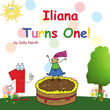 Iliana Turns One!