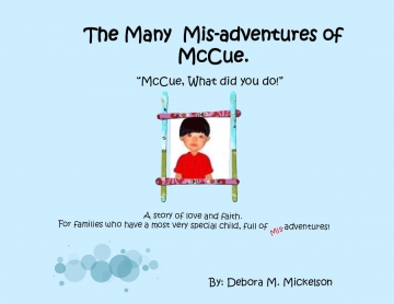 The Many Misadventures of McCue