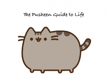 The Pusheen Guide to Life