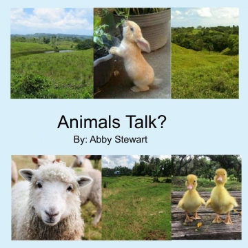 Animals Talk?