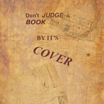 Dont't judge a Book by the Cover