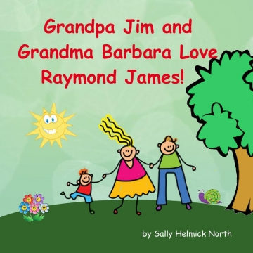 Grandpa Jim and Grandma Barbara Love Raymond James!