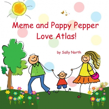 Meme and Pappy Pepper Love Atlas!