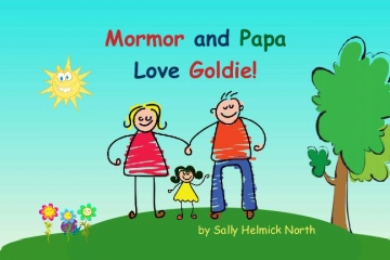 Mormor and Papa Love Goldie!