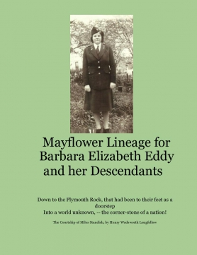 Barbara Elizabeth Eddy Mayflower Lineage