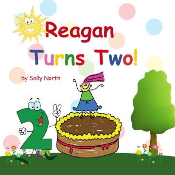 Reagan Turns Two!