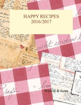 HAPPY RECIPES 2016-2017