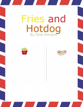 Fries and Hotdog