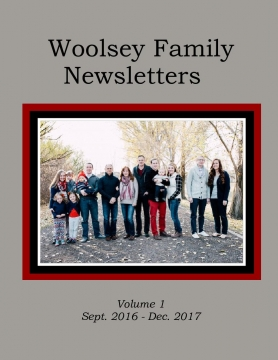 Woolsey Family Newsletters