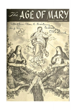 The Age of Mary Magazine January - February 1958