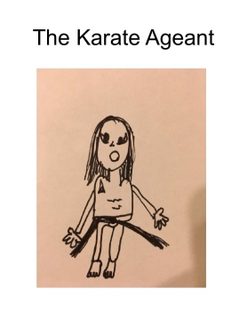 The Karate Ageant