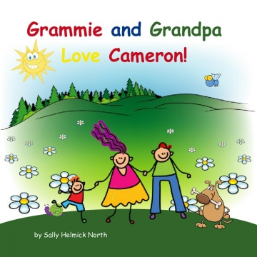Grammie and Grandpa Loves Cameron!