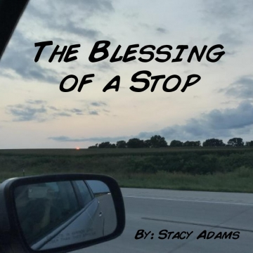 The Blessing of a Stop