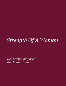 Strength Of A Woman