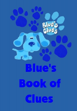 Blue's Clues: Blue's Book of Clues