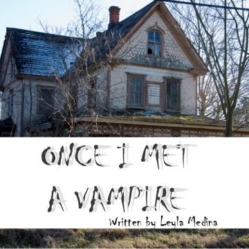 Once I Met a Vampire