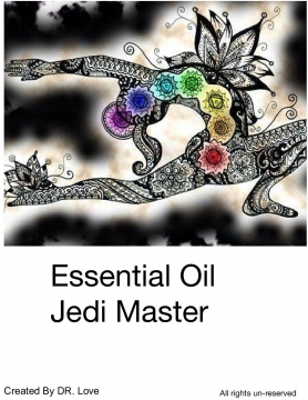 Essential oil Jedi master