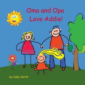 Oma and Opa Love Addie!