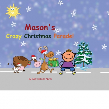 Mason's Crazy Christmas Parade!