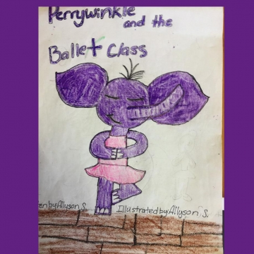 Perrywinkle and the Ballet class