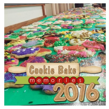 Cookie Bake 2016