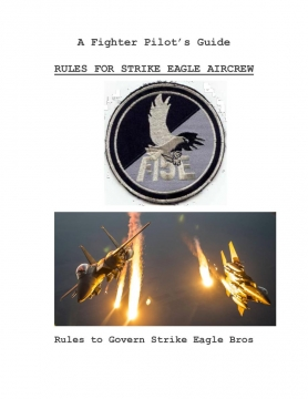 Rules for Strike Eagle Aircrew