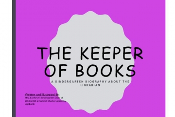The Keeper Of Books