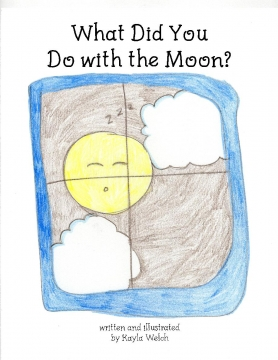 What Did You Do with the Moon?