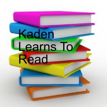 Kaden Learns To Read