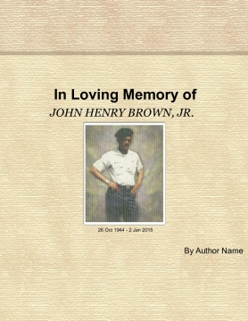 John Henry Brown, Jr.