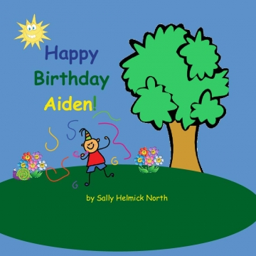 Happy Birthday Aiden!