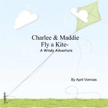 Charlie and Maddie Fly a Kite