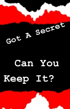Got A Secret Can You Keep It Lined Journal