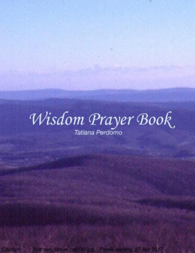 Wisdom Prayer book 2017