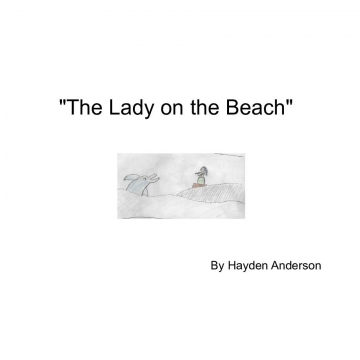 The Lady On the Beach