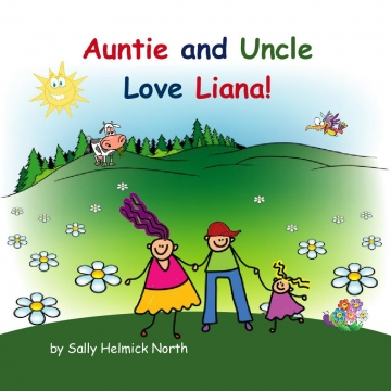 Auntie and Uncle Love Liana!