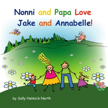 Nonni and Papa Love Jake and Annabelle!