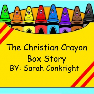 The Christian Crayon Box