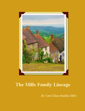 The Mills Family Genealogy