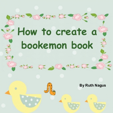 How to sign up to bookemon and create your first book