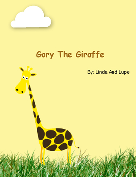 Gary The Giraffe