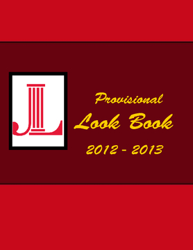 JLC Provisional Look Book