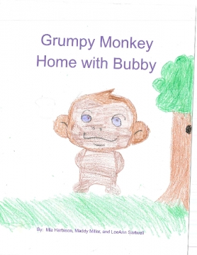 Grumpy Monkey Home with Bubby