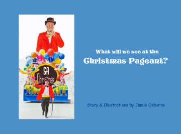 What will we see at the Christmas Pageant?