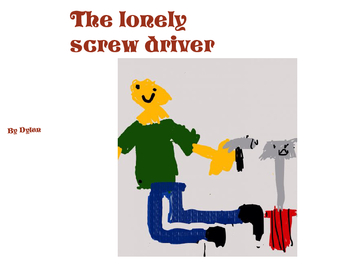 The lonely screw driver