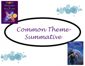 Theme- Summative