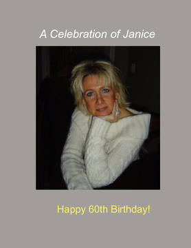 A Celebration of Janice