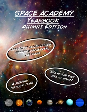 Space Academy Alumni Edition
